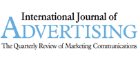 International Journal of Advertising